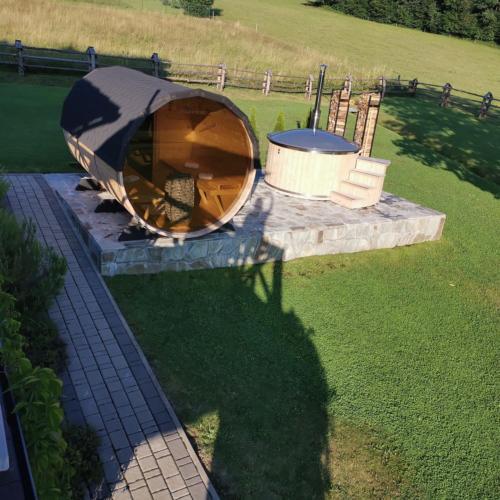 Sauna i bania